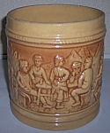 Hull Pottery Early Utility Alps Pretzel Jar
