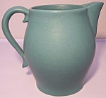 Pfaltzgraff Art Pottery Matte Green #217 Pitcher