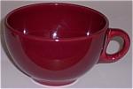 Franciscan Pottery El Patio Maroon Jumbo Cup