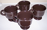 Franciscan Pottery Creole Set/4 Cups