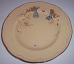 Franciscan Pottery Bouquet Salad Plate