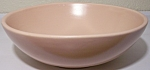 Franciscan Pottery El Patio Satin Coral Salad Bowl