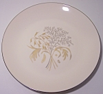Franciscan Pottery Fine China Winter Bouquet Salad Plt