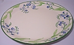 Franciscan Pottery Forget-me-not Platter