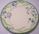 Franciscan Pottery Forget-me-not Salad Plate