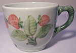 Franciscan Pottery Strawberry Time Coffee Cup
