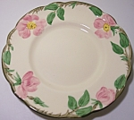 Franciscan Pottery Desert Rose U.s.a. Bread Plate