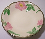 Franciscan Pottery Desert Rose U.s.a. Fruit Bowl