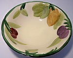 Franciscan Pottery Fresh Fruit Cereal Bowl