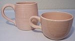 Franciscan Pottery Reflections Peach Mug/cup Set