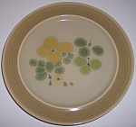 Franciscan Pottery Pebble Beach Dinner Plate