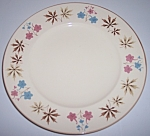 Franciscan Pottery Larkspur Dinner Plate