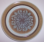 Franciscan Pottery Nut Tree Salad Plate