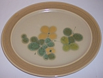 Franciscan Pottery Pebble Beach Platter