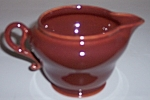 Franciscan Pottery El Patio Redwood Creamer