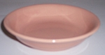Franciscan Pottery El Patio Gloss Coral Fruit Bowl
