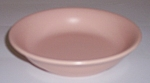 Franciscan Pottery El Patio Satin Coral Fruit Bowl