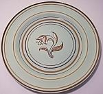 Franciscan Pottery Padua Ii Celadon Lunch Plate