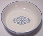 Franciscan Pottery Family China Medallion Fruit Bowl