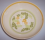 Franciscan Pottery Honey Dew Vegetable Bowl