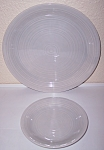 Franciscan Pottery Reflections Silver Grey Dinner Plate