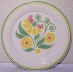 Franciscan Pottery Maypole Salad Plate