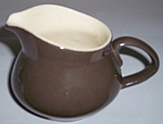 Franciscan Pottery Spice Creamer