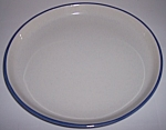 Franciscan Pottery Dutch Weave Platter