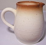 Franciscan Pottery Country Craft Russet Creamer