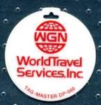 Key Chain: Wgn World Services, Inc.