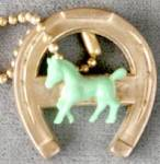 Vintage Horseshoe Key Chain