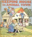 Keeping House In Animal Town