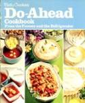 Betty Crocker's Do-ahead Cookbook From The Freezer &