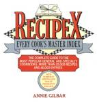 Recipex: Every Cook's Master Index