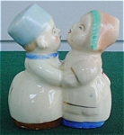 Dual Dutch Boy & Girl S&p Set