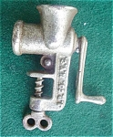 Early Child's Miniature Meat Grinder