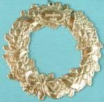 Neiman Marcus 1988 Metal Wreath