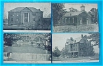 Early Bethany, Wv Postcards