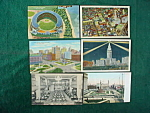 Cleveland, Oh Postcard Collection