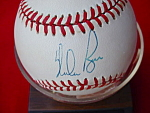 Nolan Ryan Signed Baseball W/cert.