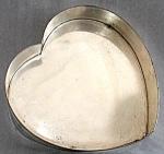 Vintage Huge Heart Cake Pan