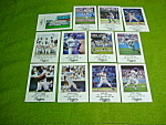1981 Los Angeles Dodgers Lapd Card Set