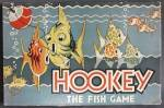 Vintage Hookey The Magnetic Fish Game