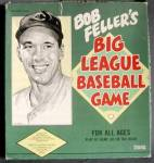 Vintage Bob Feller's Big League Baseball Game