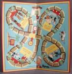 Vintage Popeye Game Board