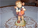Vintage Erich Stauffer Girl - Sandy Shoes -
