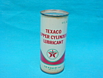 Texaco 4 Oz. Upper Cyl. Lube Tin