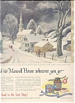 Maxwell House Ad Advertisement 946 Life