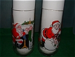 Coca Cola Classic Christmas Glasses