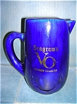 Seagram's Vo Imported Canadian Pitcher